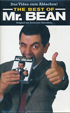 The best of Mr Bean  [VHS]