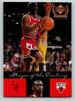 1999-00 Upper DeckPlayer Of The Century Michael Jordan #88 Original