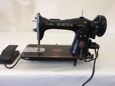 Singer Sewing Machine JC774878 1948-54 With Foot Pedal J-19