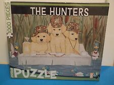 """The Hunters"" Bird Hunting Dogs Puzzle 1000 Pieces *BRAND NEW* Mary Badenhop"