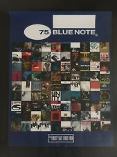 Blue Note Jazz Poster Promo 1990s