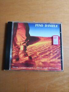 PINO DANIELE NON CALPESTARE I FIORI NEL DESERTO CD MADE IN GERMANY 1995