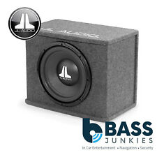 "JL Audio JL CS112-WXV2 BassWedge 12"" 200W Single Sealed Car Sub Woofer Bass Box"