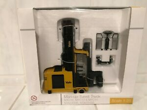 Yale MTC Hochregal Gabelstapler Stapler forklift OVP
