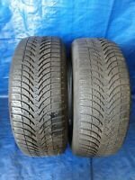 Winterreifen Michelin Alpin A4 AO 225 55 R17 97H DOT 2614 5,5 mm