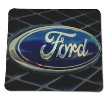 FORD HQ lock ends COMPUTER MOUSE PAD 9 X 7 USA Seller mustang f 150 bronco focus