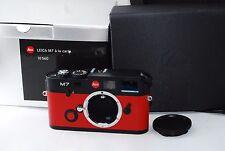 """Leica M7 0.58  A la Carte 35mm Rangefinder Film Camera """"RARE Near Mint""""  #1306"""