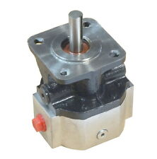 "4 GPM Bi-Directional Gear Pump, 1/2"" Shaft, 4 Bolt, CW CCW, CBS6-F4SS"