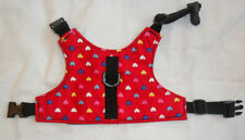 Chihuahua Harness XXS XS Puppy Dog Pet D Ring Vest Adjustable Assorted Designs