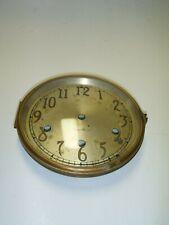 Seth Thomas Clock Dial, Bezel & Glass