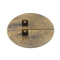 Hardware Bronze Latch Catch Trunk Jewelry Box Locking Buckle Furniture D