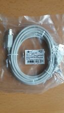 2.0 USB A-B Druckerkabel Kabel für Epson Lexmark Samsung HP Canon Brother u.v.m