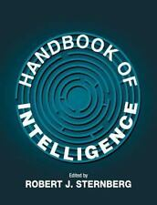 Handbook of Intelligence-ExLibrary