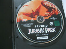 BEYOND JURASSIC PARK  - DISC ONLY {DVD}