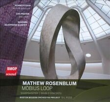 "Matthew Rosenblum: M""bius Loop (CD, Sep-2013, Sound)"