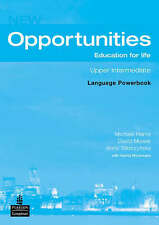Opportunities Global Upper-Intermediate Language Powerbook NE by Mower, David Ha