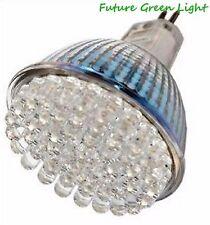 MR16 48 LED 12V 2.4W 96LM Blanco Cálido Bombilla de bajo consumo de energía ~ 25W