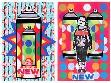 Photography Graffiti Mural Street Wall Spray Paint Kid Canvas Art Print