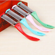 2 X Pedicure Foot Rasp File Scrubber Hard Dead Rough Skin Callus Remover Tools Z