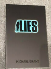 LIES by Michael Grant - Paperback - Brand New