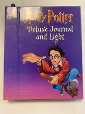 Harry Potter Deluxe Journal and Light- Pre-Owned- Read Details