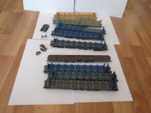 HORNBY MK2 CHASSIES,,, SPEAR OR REPAIR,LOT 1
