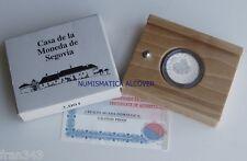 500 Pesetas Casa de la Moneda de Segovia 2001 Rueda  SC / SPAIN km#1131 UNC