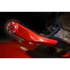 Ducati Multistrada 950 1200 1260 Ducabike Handguard PROTECTION ALUMINIUM RED