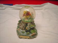 West Land The Real Hazard Green Green Grass of Home Tune Water Globe # 4713 Used