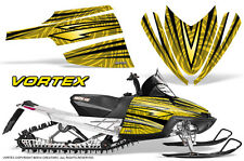 ARCTIC CAT M CROSSFIRE SNOWMOBILE SLED GRAPHICS KIT WRAP CREATORX VORTEX BY