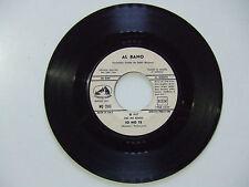 Al Bano – L'Oro Del Mondo - Disco Vinile 45 Giri Promo Juke Box ITALIA 1967