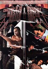 NEW DVD // Challenge of the Master Killer / Invincible Super Guy // SHAW LEGENDS