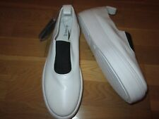 next white black slip on shoes size 8 eu 42 brand new with tags