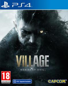 RESIDENT EVIL VILLAGE PS4/PS5 FR/NL