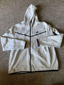 Nike Men's Sportswear Tech Fleece Full-Zip Hoodie Jacket CU4489 Gray New 2XL