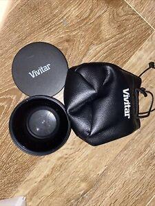 Vivitar HD4 MC AF .43X Wide Angle Converter w/ Macro