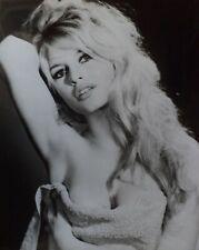 Photo Brigitte Bardot - Sam Levin (20 x 25 cm) RETIRAGE
