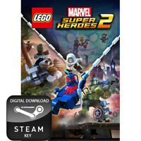 LEGO MARVEL SUPER HEROES 2 PC STEAM KEY