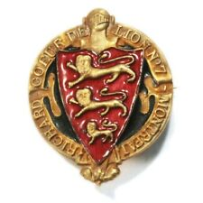 Richard Coeur de Lion Preceptory and Priory No. 7, Montreal Canada Pin in Excell