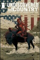 Undiscovered Country #1 One Stop Shop Exclusive Variant by Joseph Schmalke Image