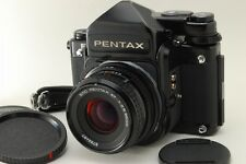 **Mint** Pentax 67 6x7 TTL Late Model w. 90mm f/2.8 Lens from Japan-#317