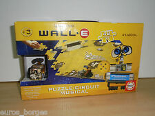 WALL E Disney Pixar - Puzzle Circuit Musical with FIGURE - 48 pieces - EDUCA