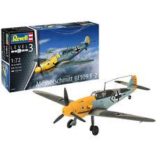 REVELL Messerschmitt Bf109 F-2 1:72 Aircraft Model Kit 03893