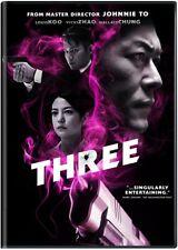 Three DVD Louis Koo
