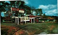 Vintage Postcard - The Milroy A Motel Of Distinction Catskill New York NY #1814