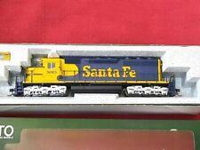 Kato 37-011 HO Scale AT&SF  Santa Fe EMD SD40 Diesel Locomotive #5015