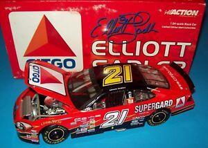 Elliott Sadler 2000 Citgo #21 Wood Bros Ford Taurus RCCA CWB 1/24 NASCAR Diecast