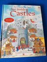 See Inside Castles (Usborne Flap Books) By Katie Daynes