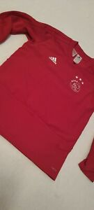 2006 Ajax Adidas Training Pullover Home Shirt Rare 11-12 Size Excellent 👌