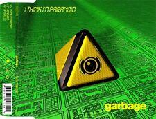 Garbage Maxi CD I Think I'm Paranoid (MUSH01785.2) - Australia (M/M)